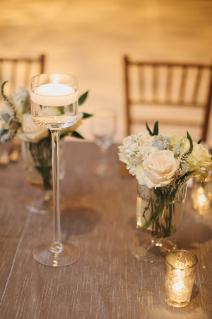 Floating Candle Centerpiece1