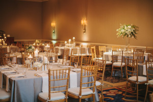 Gold and Silver Reception