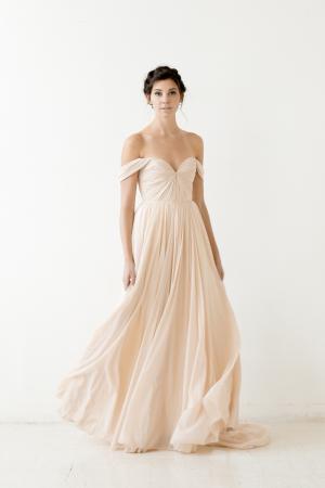 Lafayette Gown blush