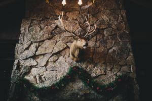 Lodge Wedding in Colorado