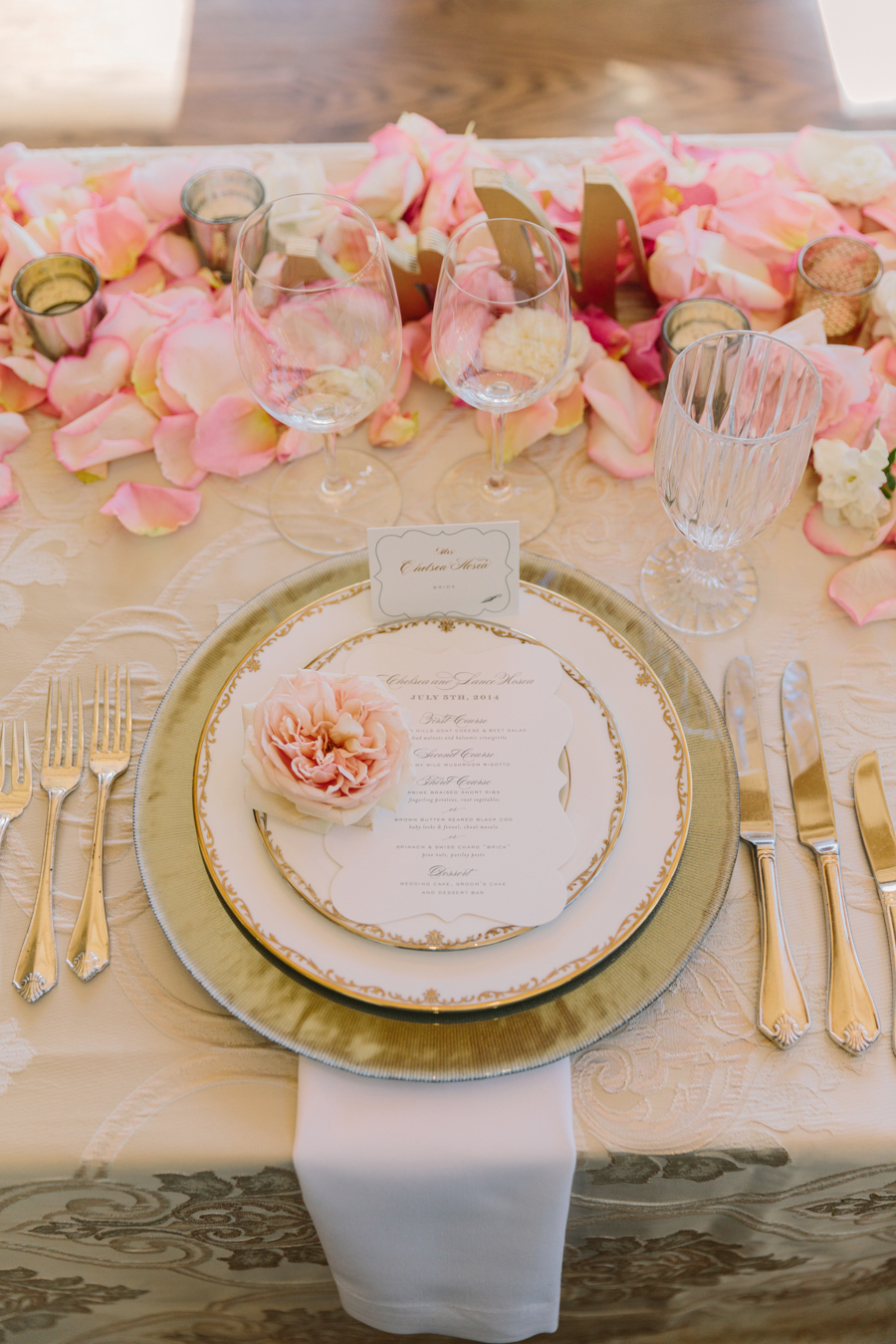 Cool Pink And Gold Table Setting Pictures - Best Image Engine ... Cool Pink And Gold Table Setting Pictures Best Image Engine & Stunning Gold Table Setting Gallery - Best Image Engine - maxledpro.com
