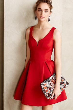 Ravine Flared Dress
