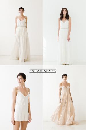 Sarah Seven Fall 2015 Collection