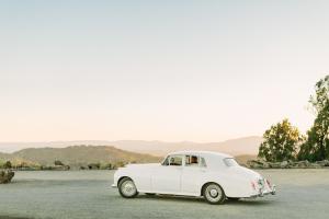 Vintage Wedding Transporation