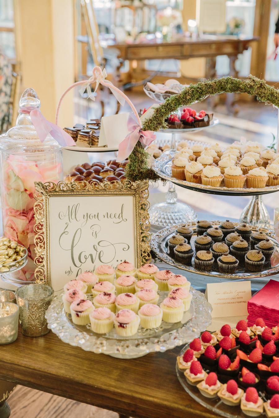 Wedding Dessert Table - Elizabeth Anne Designs: The ...