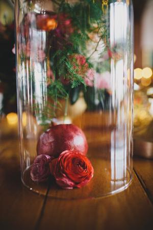Wedding with Pomegranates