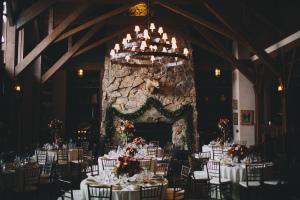 Winter Lodge Wedding