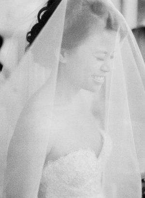 Bride in Classic Veil1