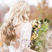 Bride in Sarah Seven Gown 26