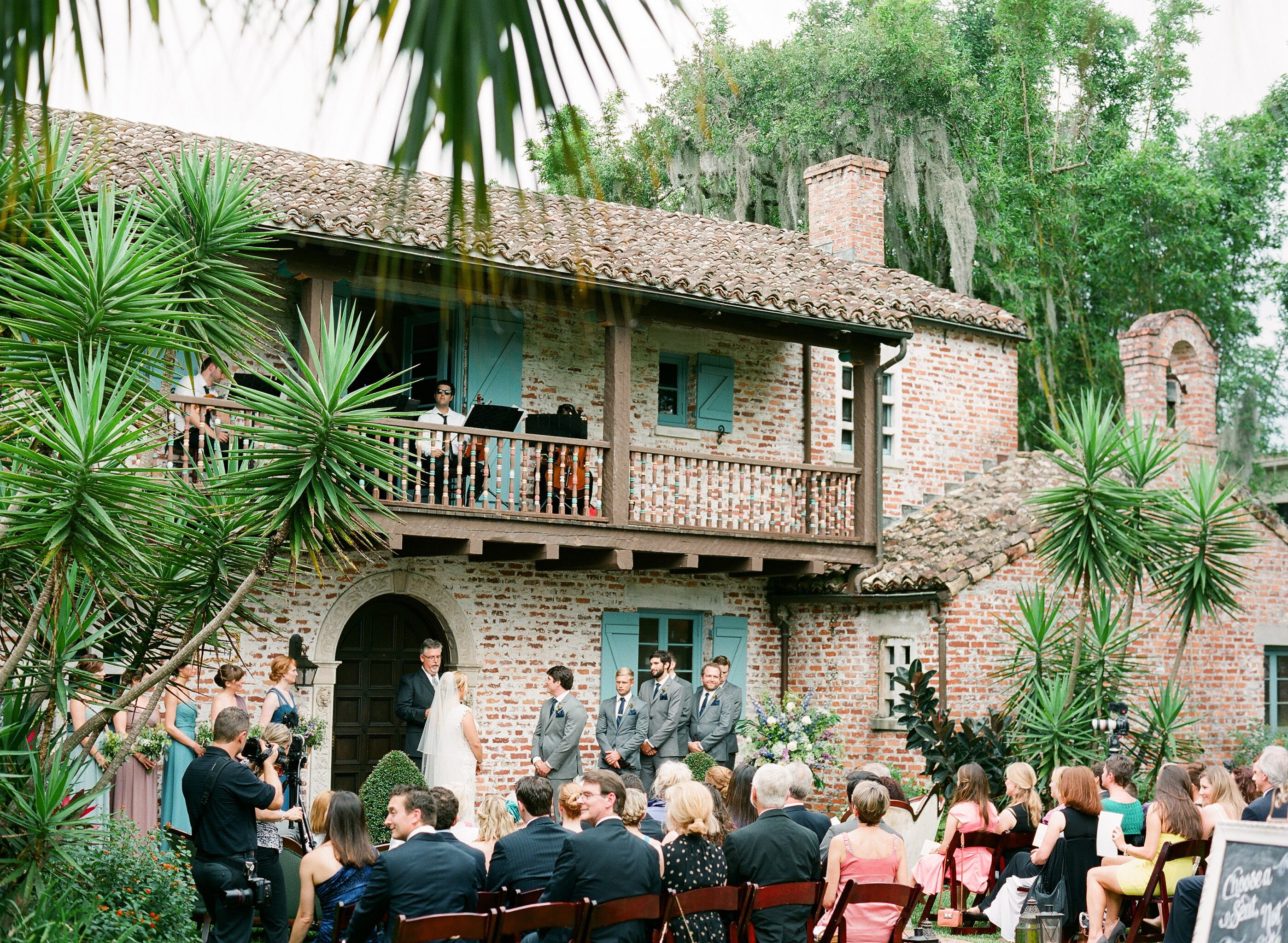 Casa Feliz Florida Wedding Justin Demutiis 4 Elizabeth Anne Designs The Blog