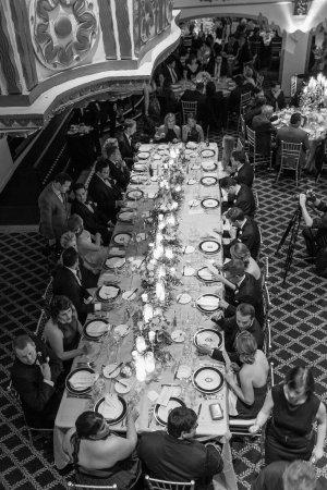Chicago Wedding at the Knickerbocker 12
