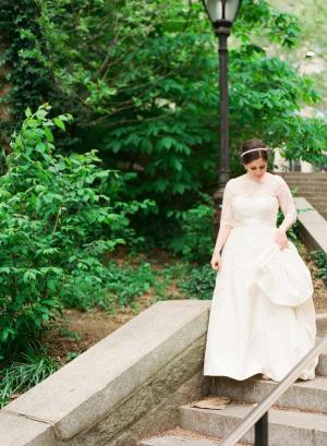 Classic New York Wedding Lindsay Madden 2