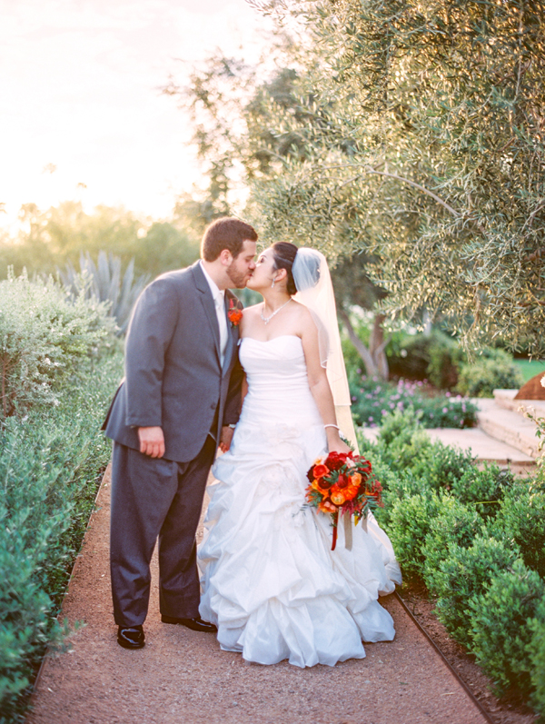 Colorful Arizona Wedding by Melissa Jill 10