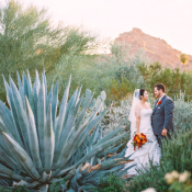 Colorful Arizona Wedding by Melissa Jill 12