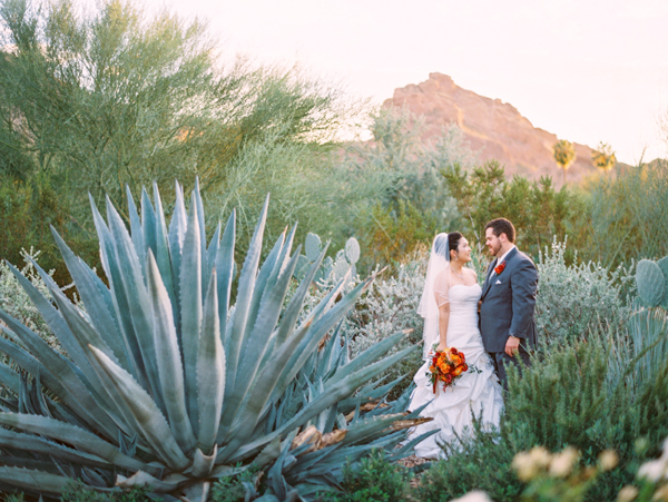 Colorful Arizona Wedding by Melissa Jill 12