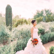 Colorful Arizona Wedding by Melissa Jill 2