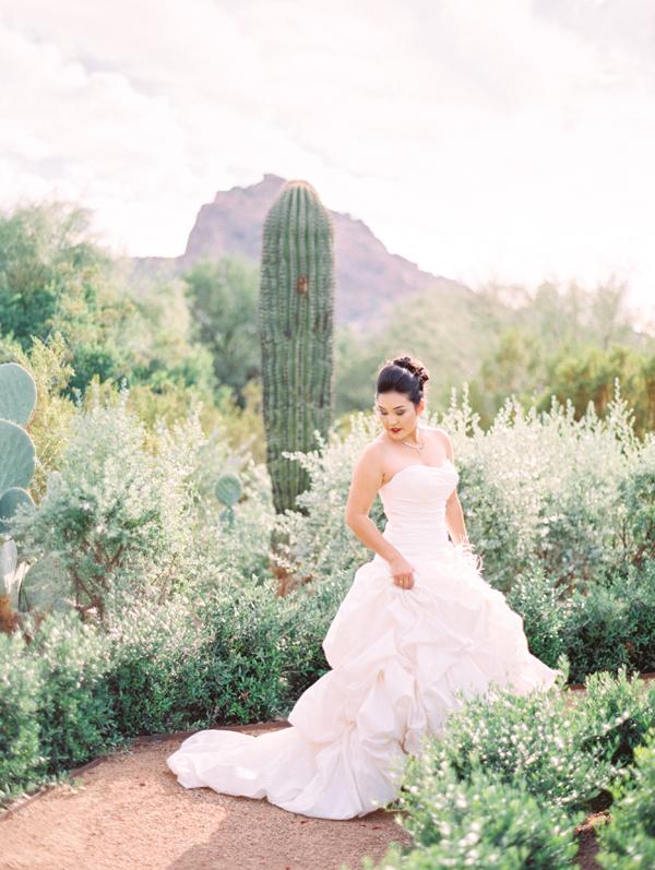 Colorful Arizona Wedding by Melissa Jill 3