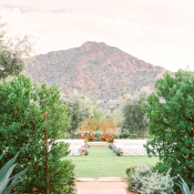 Colorful Arizona Wedding by Melissa Jill 5