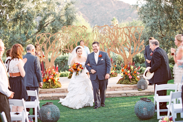 Colorful Arizona Wedding by Melissa Jill 8