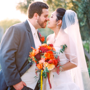 Colorful Arizona Wedding by Melissa Jill 9