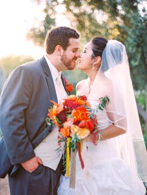 Colorful Arizona Wedding by Melissa Jill 9