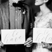 Cozy Holiday Wedding Inspiration 11
