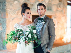 Cozy Holiday Wedding Inspiration 2