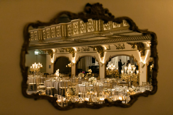 Elegant Chicago Reception