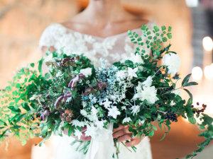 Elegant Greenery Bouquet