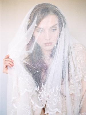 Elegant Lace Veil