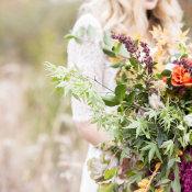 Elegant Large Fall Bouquet