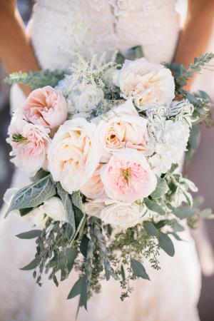 Fluffy Peony Bouquet