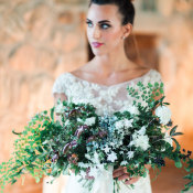 Foraged Greenery Bouquet