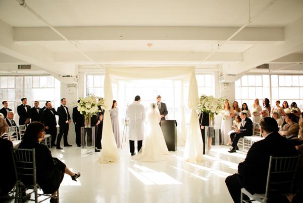 Loft Wedding Ceremony Studio 450