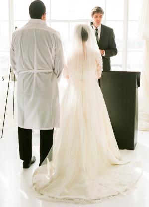 Loft Wedding in NYC