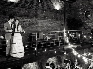 Modern NYC Wedding at The Foundry from Jen Huang 18
