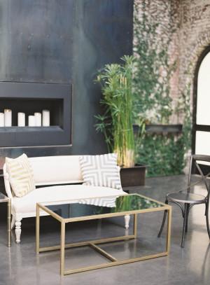 Modern Wedding Lounge