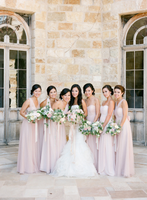 Pale Pink Jenny Yoo Gowns