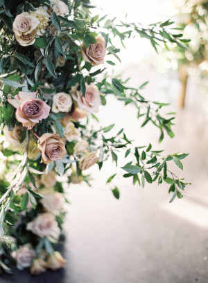 Pale Purple Wedding Flowers