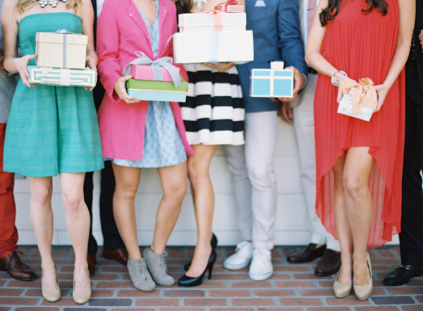 Party Guest Attire and Gifts