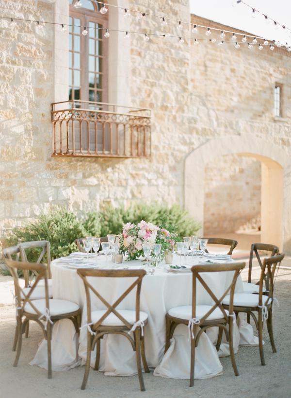Pretty Wood Wedding Chairs Elizabeth Anne Designs The Blog
