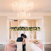 Romantic Mansion Wedding Ideas