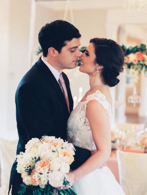 Romantic Pink Wedding Inspiration 12