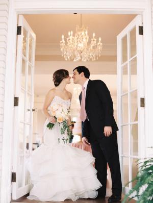 Romantic Pink Wedding Inspiration 7