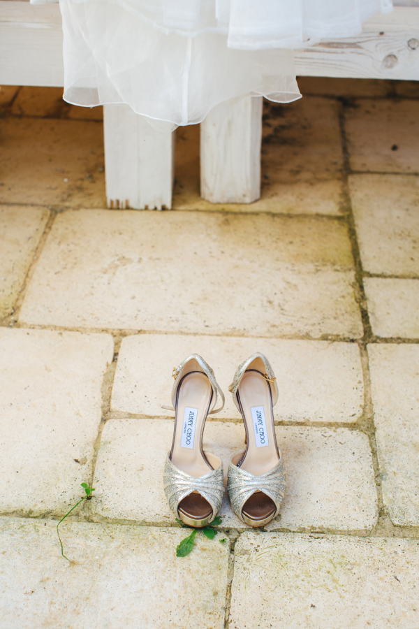 Silver Wedding Shoes1