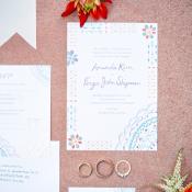 Southwestern Wedding Invitations