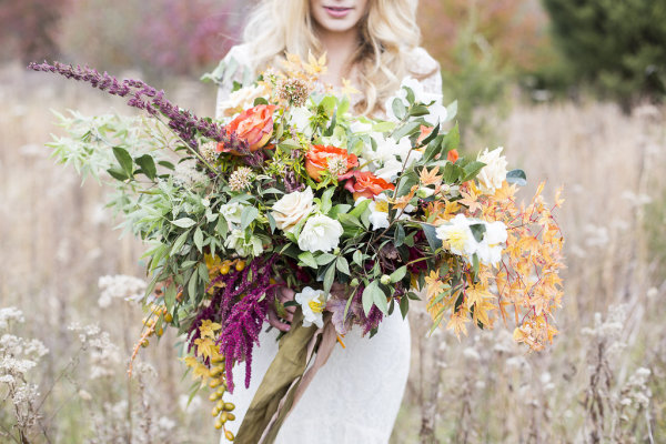 Stunning Large Fall Bouquet