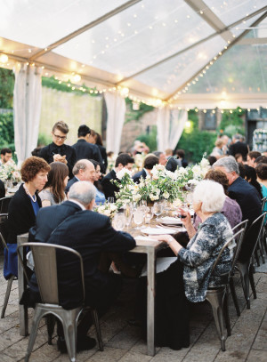 Tented Reception at The Foundry