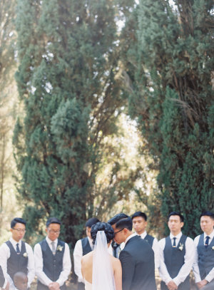 Villa Wedding The Great Romance 19