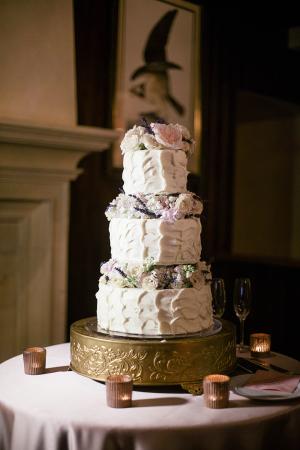 Wedding Cake with Buttercream